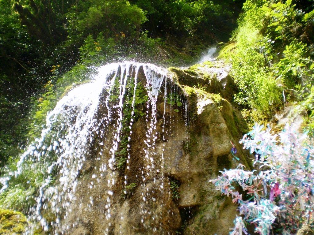 """Водопад Девичьи слёзы"""" Абхазия"""