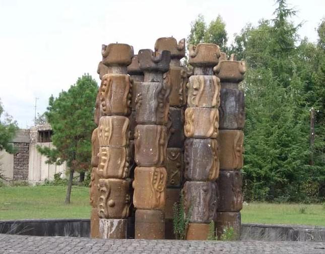 Заброшенные фонтаны