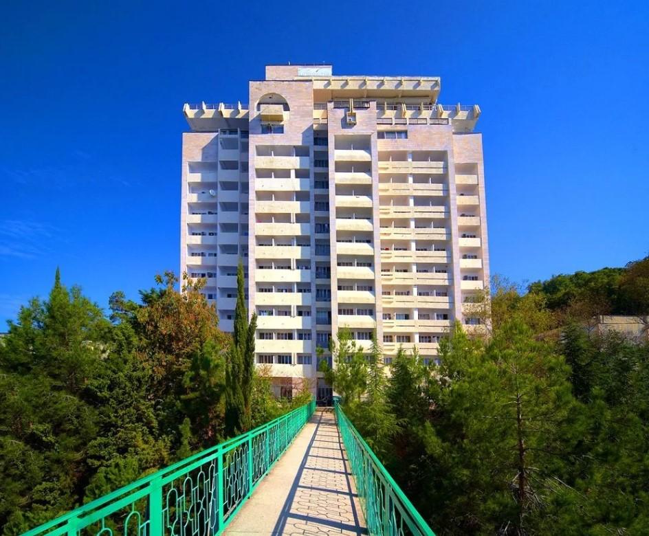 Пансионат Мюссера в Абхазии