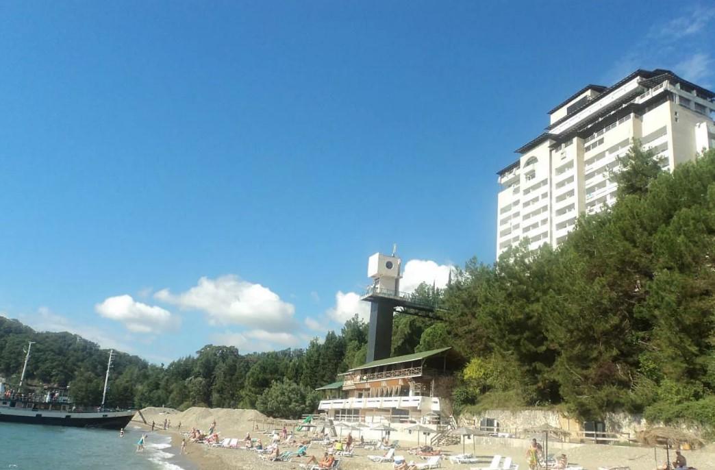 фото: Пансионат Мюссера в Абхазии
