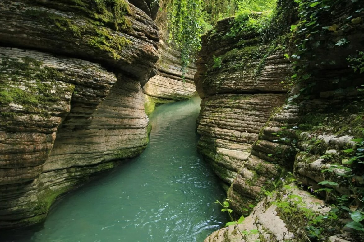 Каньон реки Хашупсе