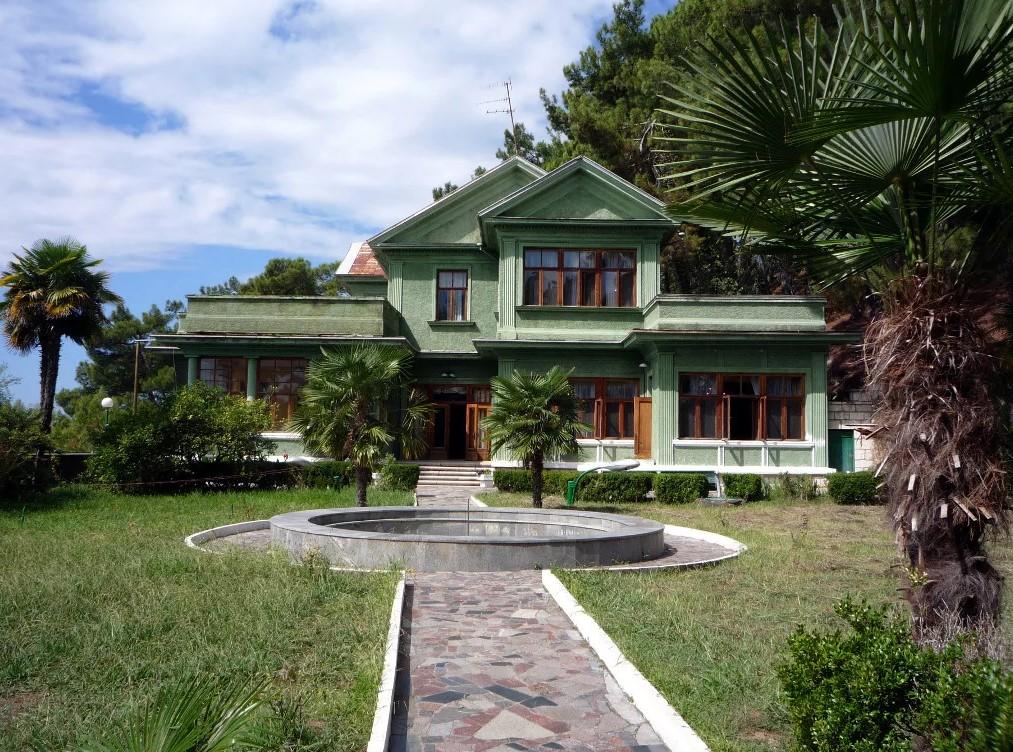 Дача Сталина (Холодная речка) Абхазия