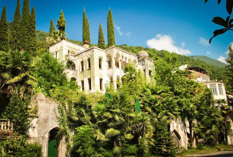 Достопримечательности Гагры (Абхазия)