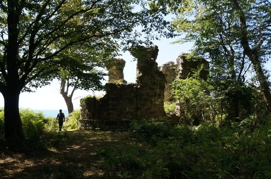Храм Айлага-абыку (руины)