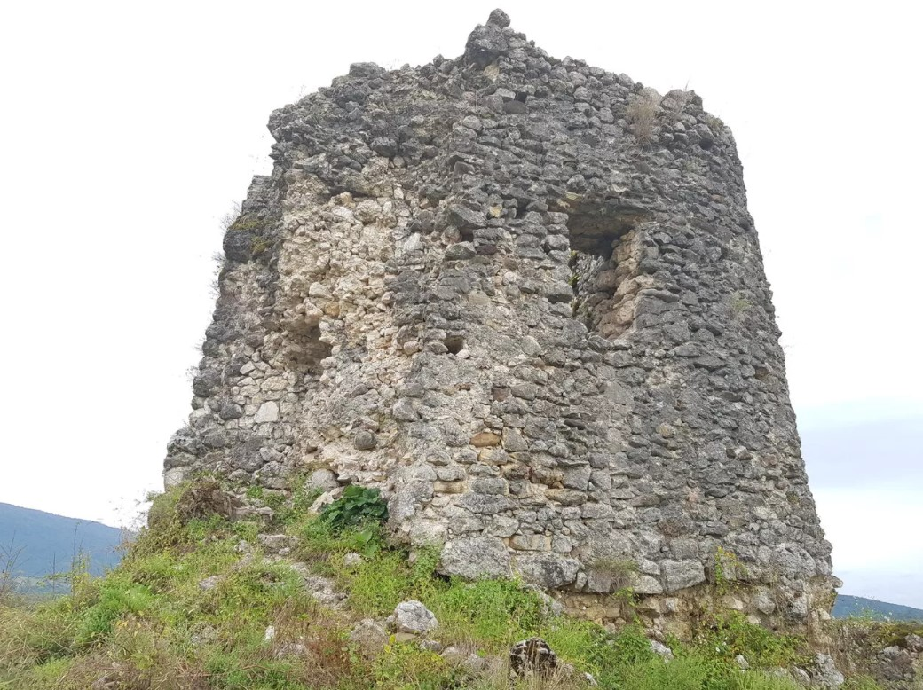 Крепость Абахваца (Абаата)