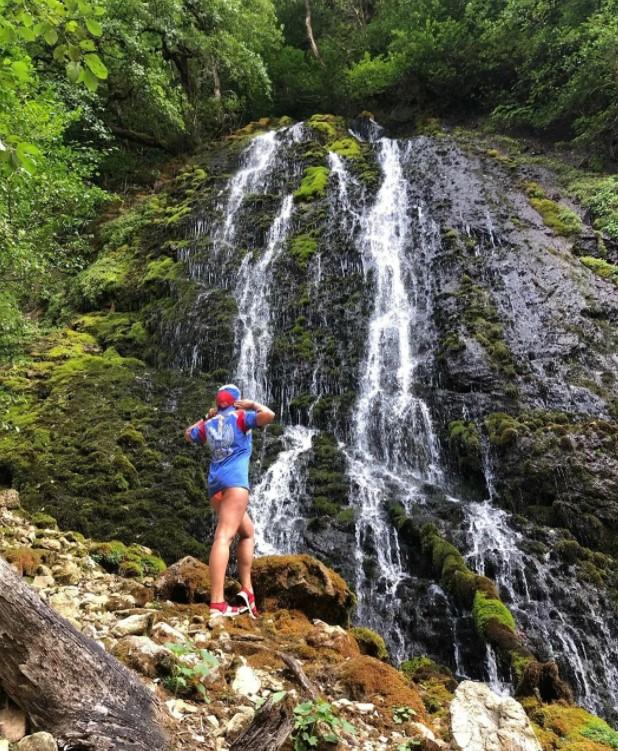Водопады Хабю (Абхазия)