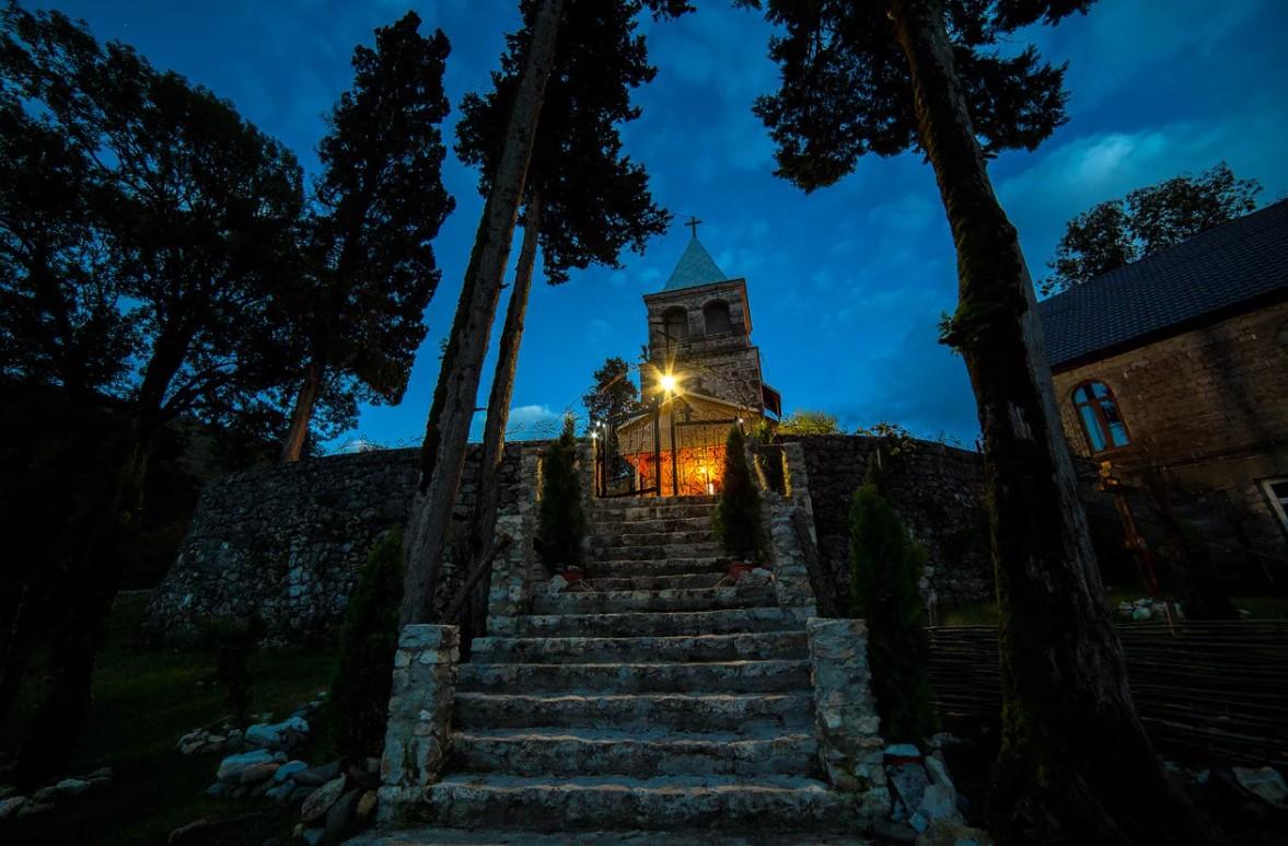 фото: Каманские храмы