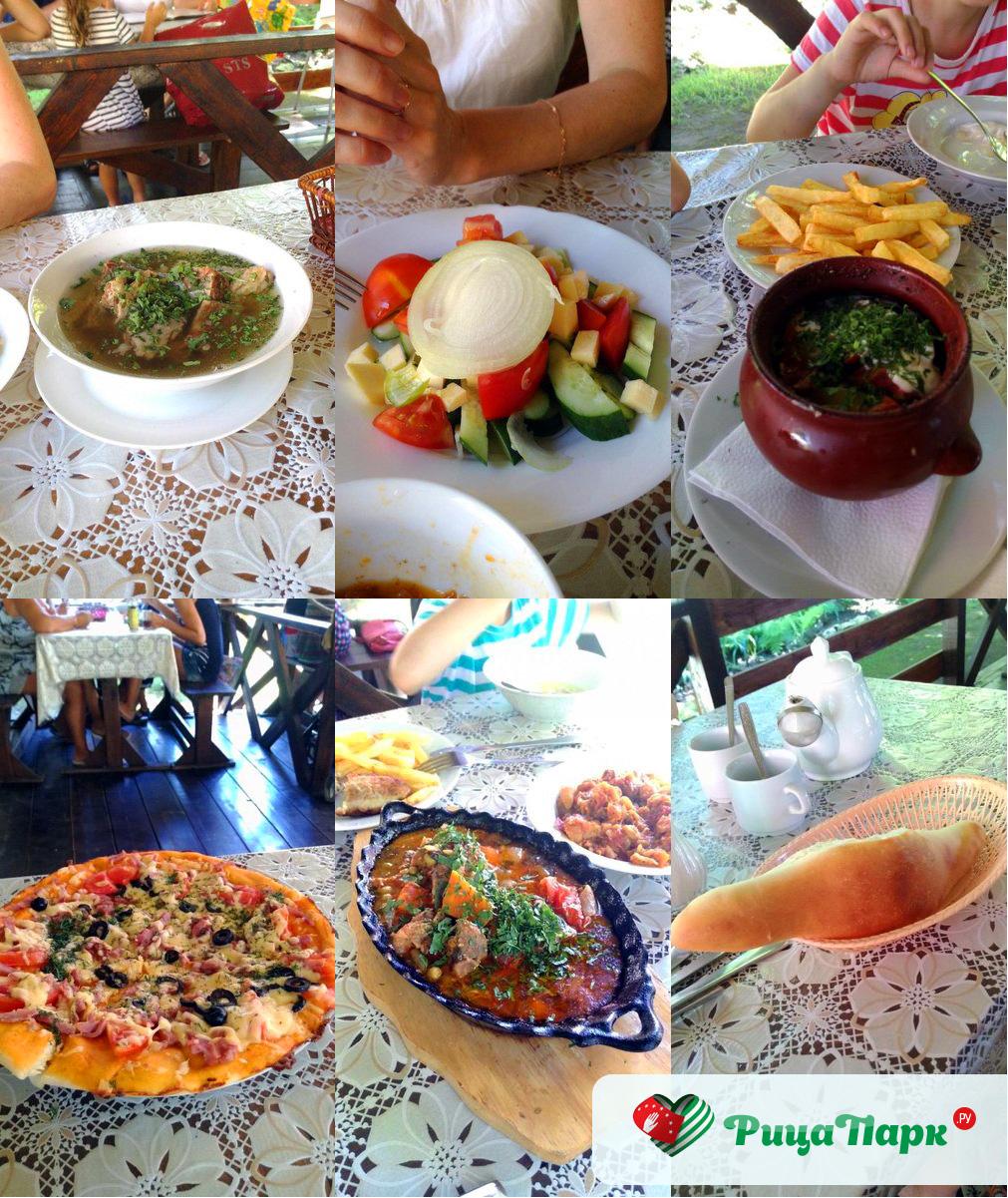 Недорогое и вкусное питание предлагается в столовой «Вкусняшка»
