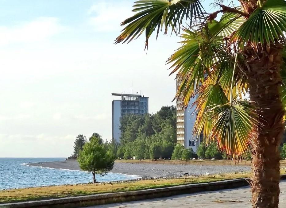 Отдых в Пицунде (Абхазия) 2021: море, пляжи, что посмотреть?