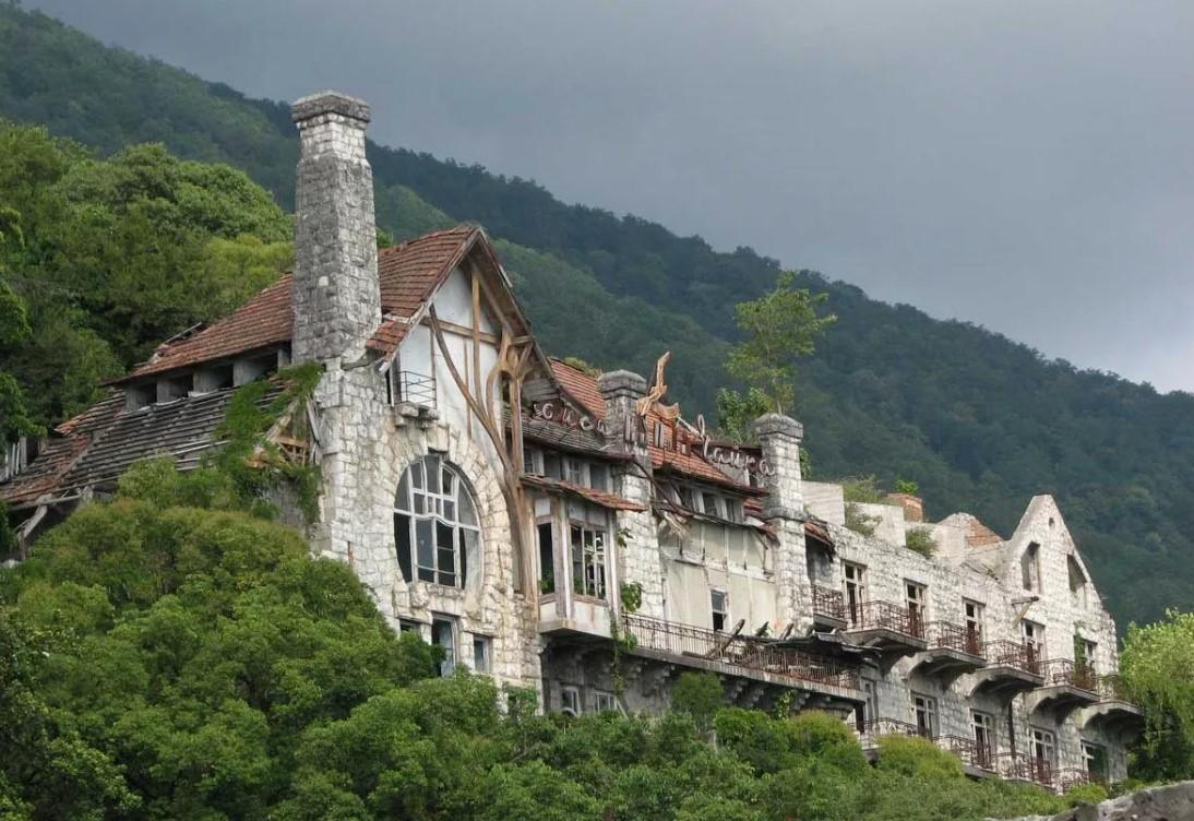 Замок принца Ольденбургского