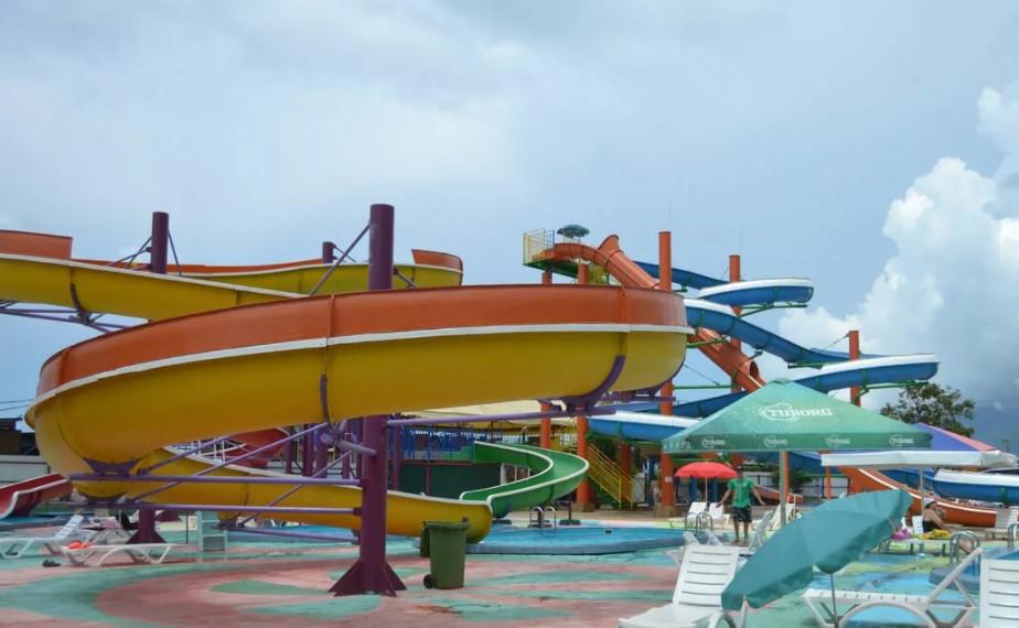 Аквапарк в Гагре