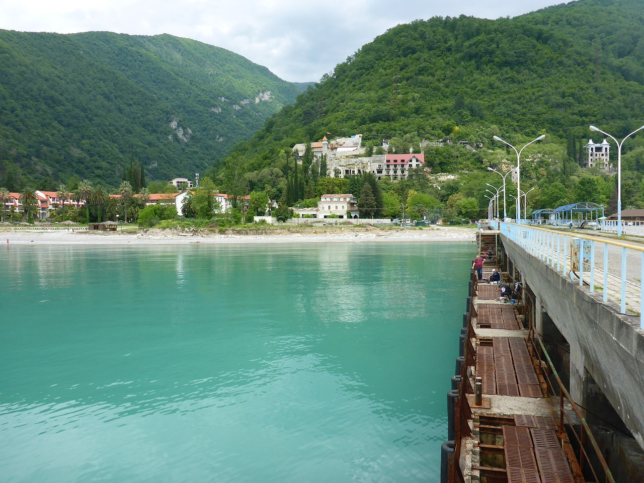 Фото: Гагра, Абхазия