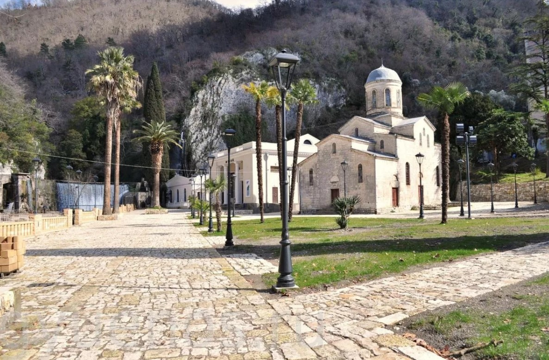 Церковь Симона Кананита (Абхазия)