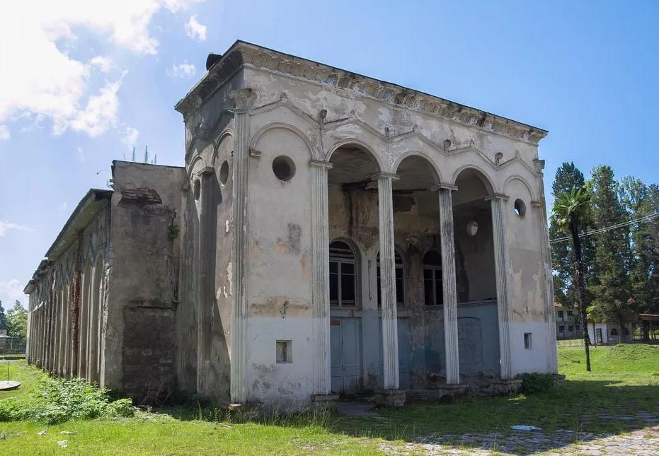 фото: Очамчира (Абхазия)