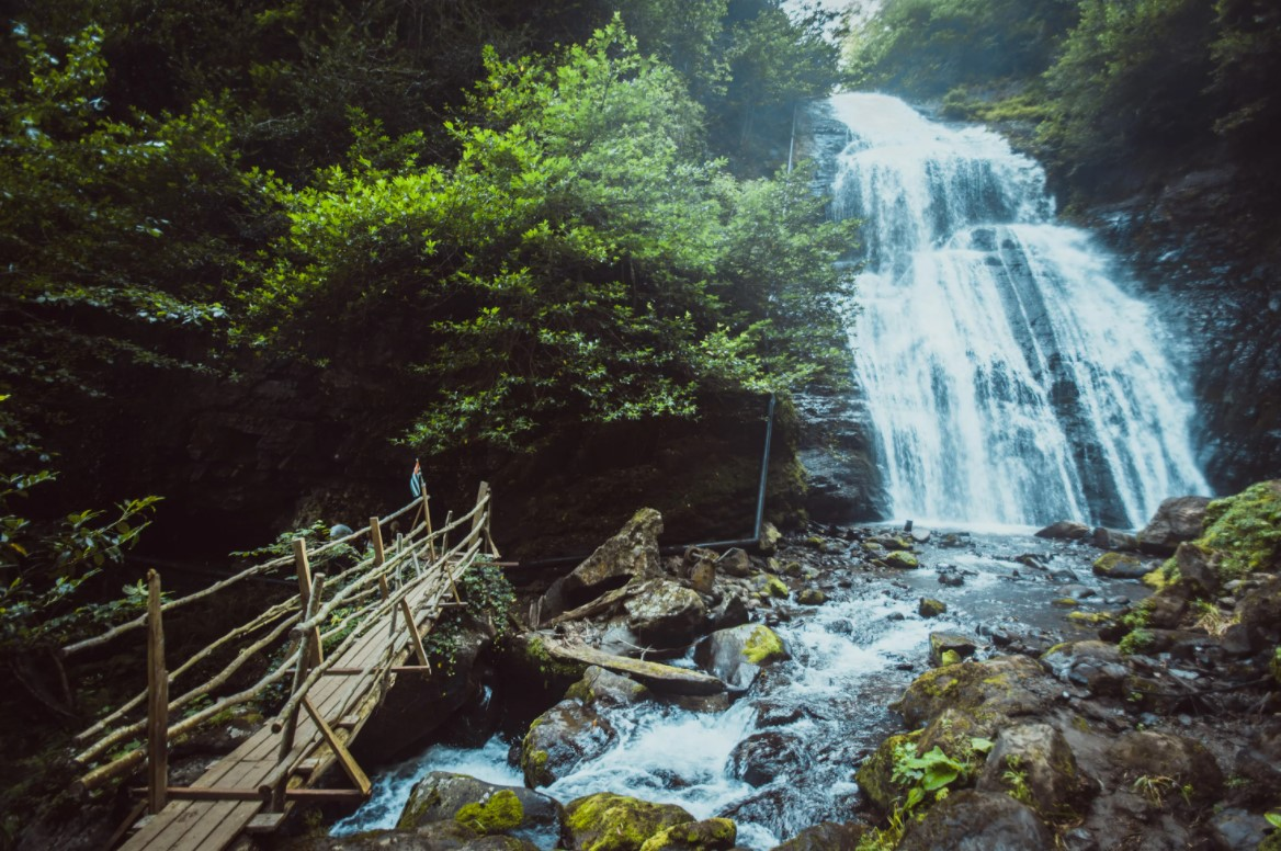 Акармарский водопад