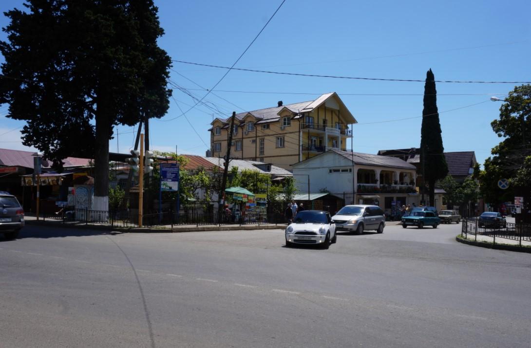 Фото: Улицы Гагры, Абхазия
